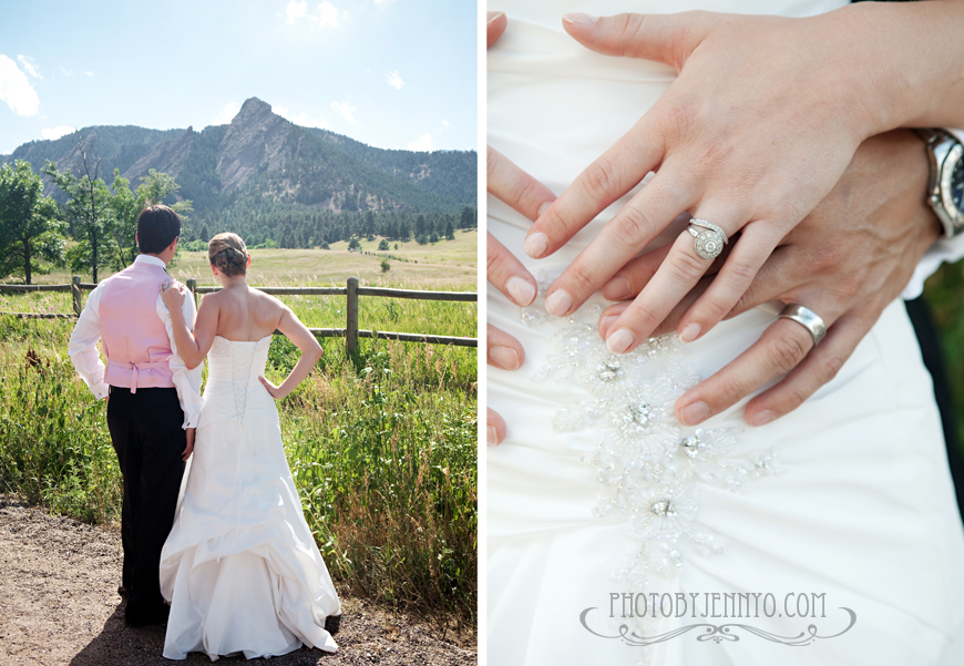 Photography by Jenny Orin - Boulder - Denver - Chautauqua Park - Flatirons -  Colorado - engagement - wedding - photography - 14