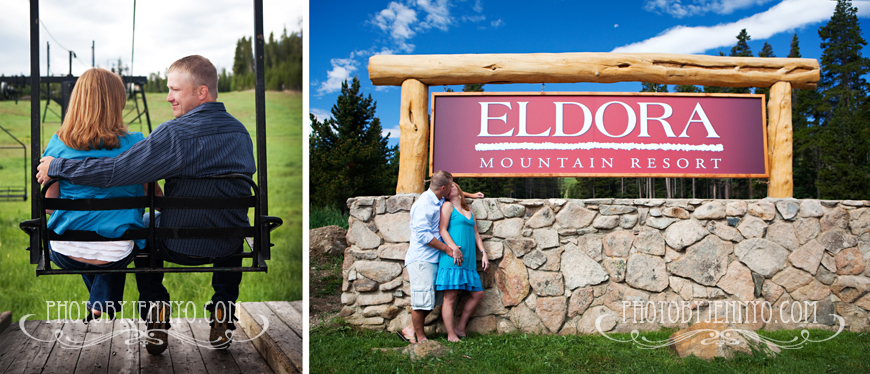 Photo by Jenny o engagement wedding photography Eldora boulder denver colorado 1