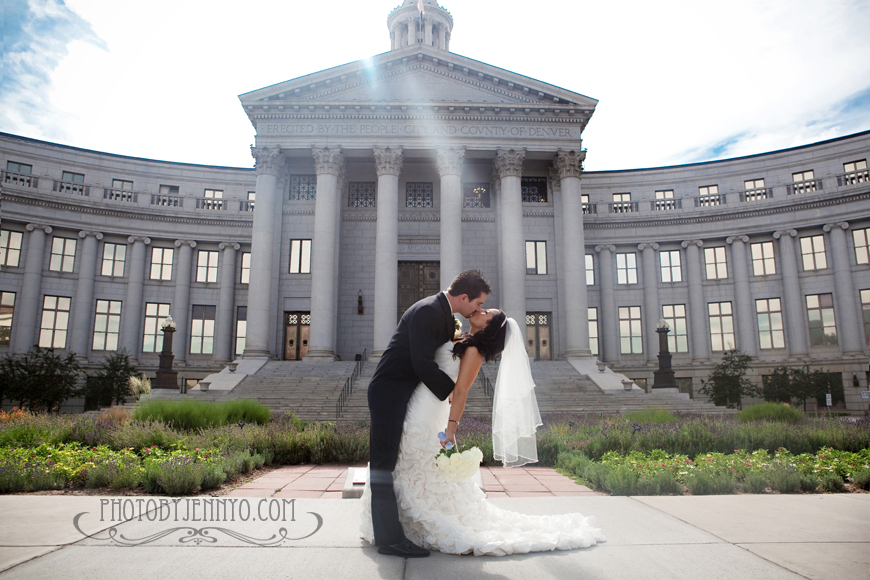 Photography by Jenny Orin Denver Boulder Colorado Downtown Wedding Photography 1