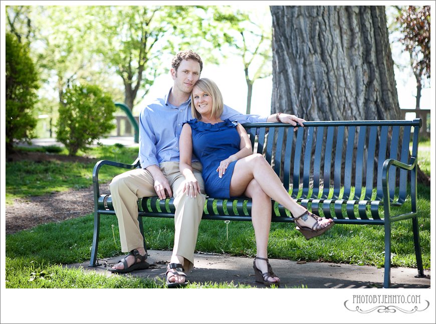 Washington Park, Wash Park Denver Engagement Photos Photography